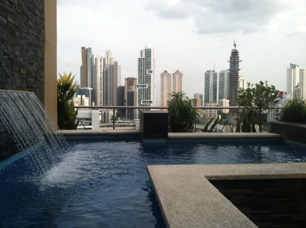The Hilton, 27th Floor