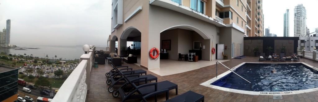 Pool 5: Hotel Manaray, 6th floor w/Pacific Ocean view