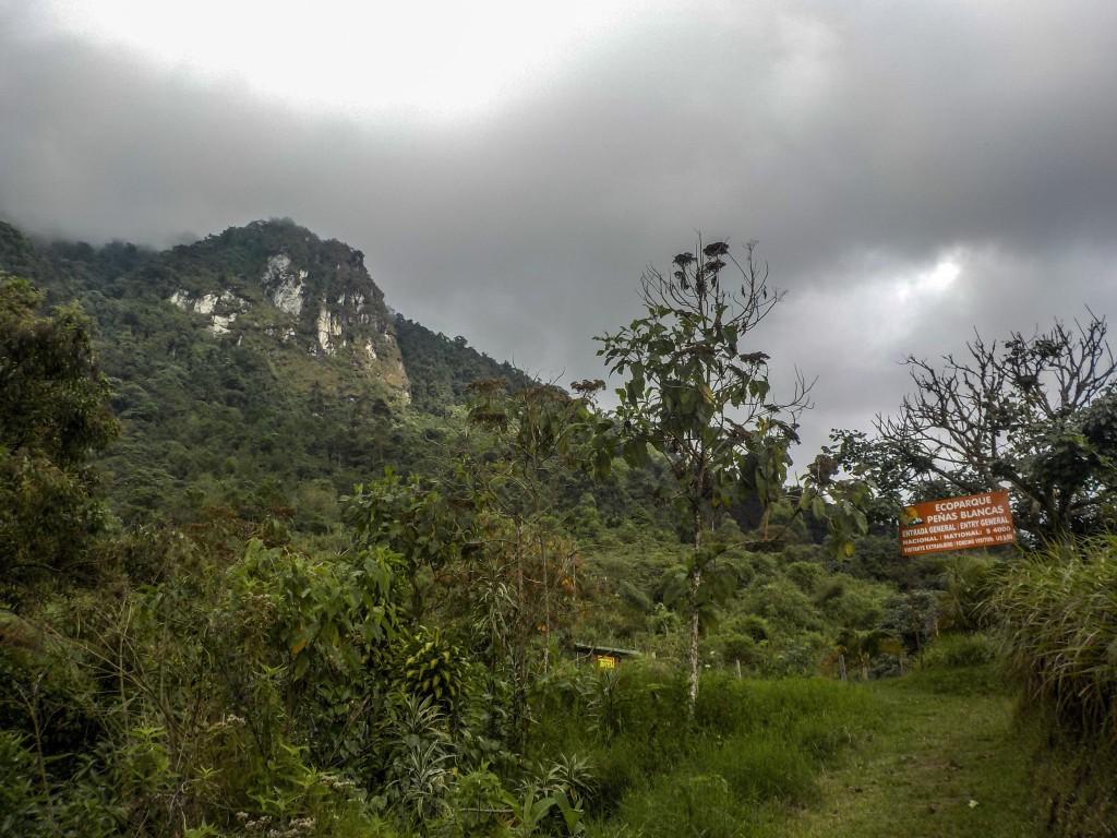 Still hiking