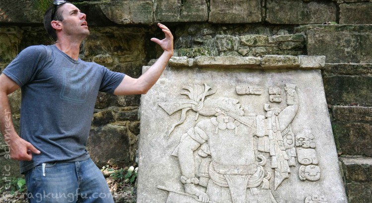 Palenque Carving