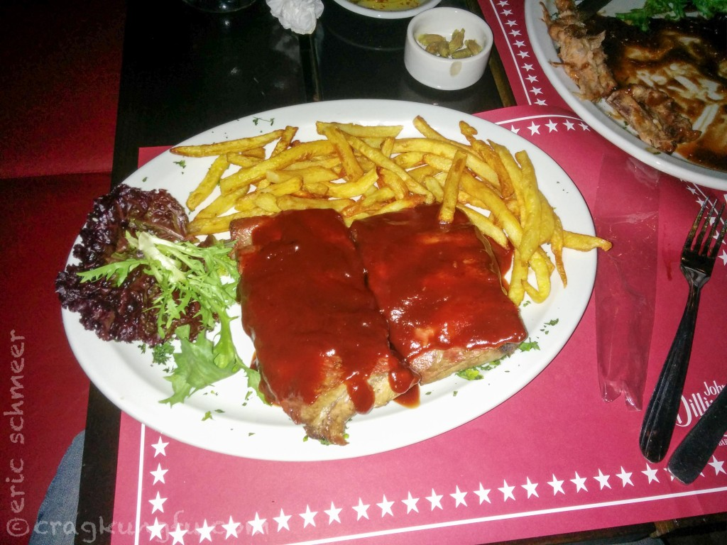 Meet ribs