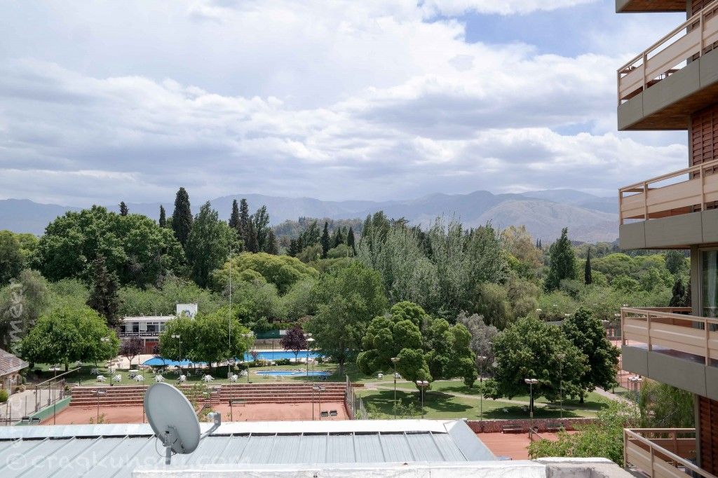Gigantic Parque San Martin