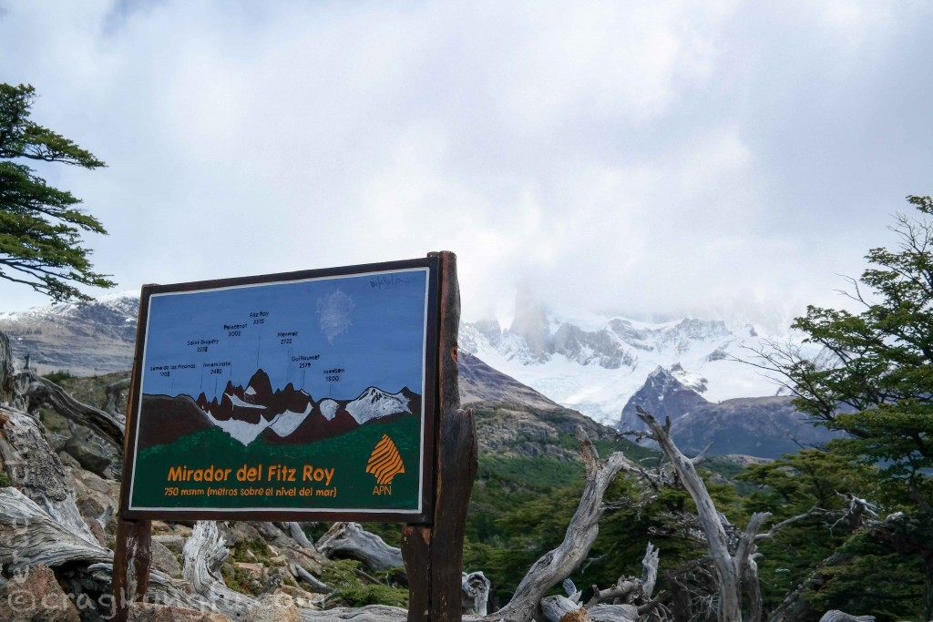 Behold, Fitz Roy!