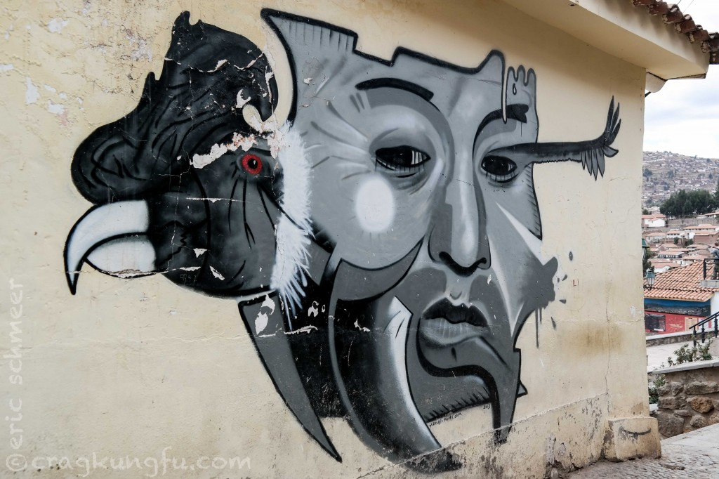 Lots of awesome street art